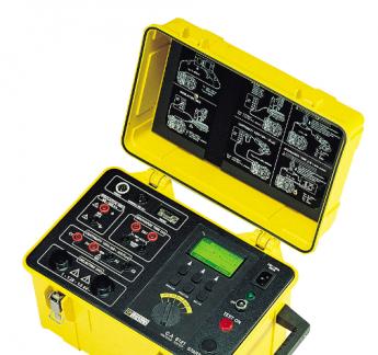 法国CA C.A 6121多功能电气安规测试仪