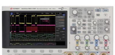 美国keysight InfiniiVision MSOX3054T混合信号示波器