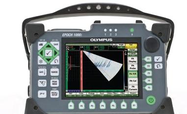 日本OLYMPUS EPOCH 1000I数字式超声探伤仪