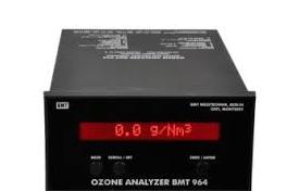 德国BMT 964高浓度臭氧分析仪