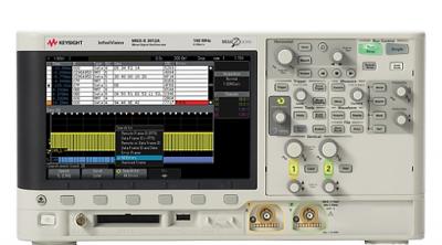 美国AGILENT MSOX3012A示波器
