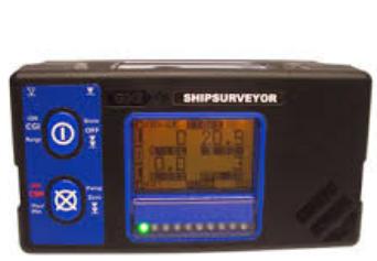 英国GMI Ship Surveyor复合气体检测仪