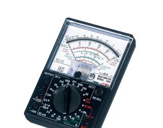 日本KYORITSU(共立) KEW 1109S指针式万用表