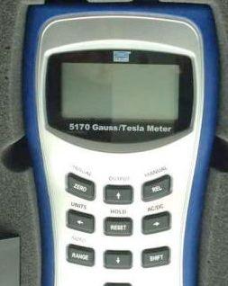 美国贝尔BELL 5170数字式霍尔效应磁强计 高斯计
