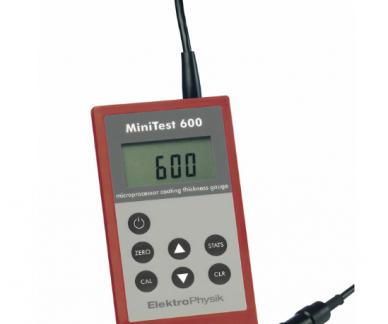德国EPK MINITEST 600涂层测厚仪