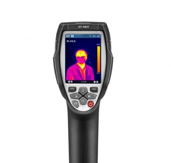 DT-980Y表面温度快速筛选热像仪