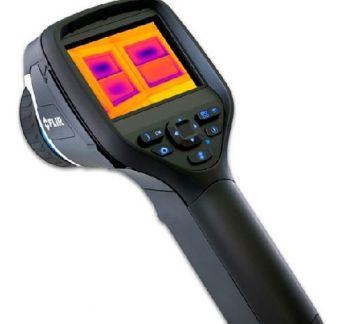 美国Flir E50红外热像仪