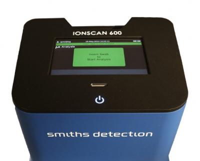 美国SmithsDetection(史密斯) IONSCAN 600台式(无放射源)探测仪