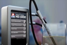 英国Advance sensors HD-1000便携式水中油测定仪