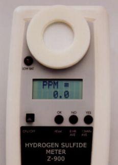 美国ESC Z-900硫化氢检测仪