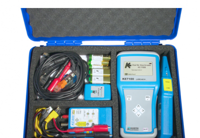 德国GMC-I KE7107/KE7108网络测试和寻线仪套装