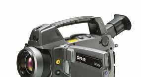 美国Flir GF346 CO及有毒气体泄露成像仪