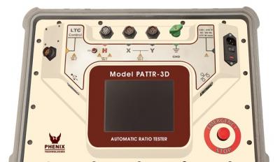 美国PHENIX PATTR-3D三相变压器变比测试仪
