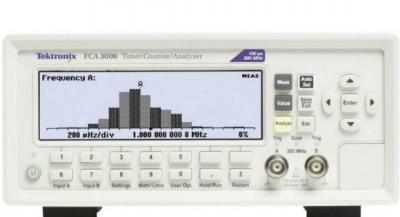 美国Tektronix(泰克) FCA3000定时器/计数器/分析仪