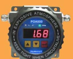 德国MRU POA500型在线式微量氧分析仪