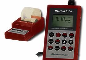 德国EPK MINITEST 3100涂层测厚仪