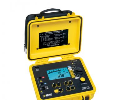 美国AEMC 1060兆欧表/绝缘电阻测试仪