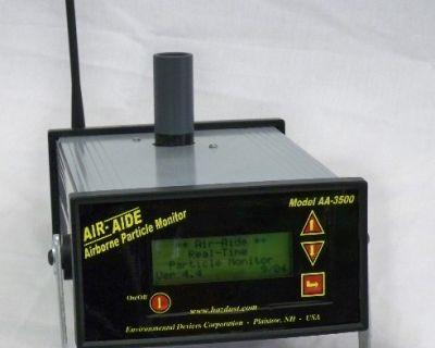 美国EDC AA-3500空气悬浮颗粒检测仪
