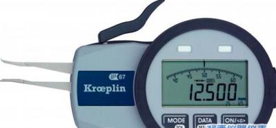 德国Kroeplin(古沃匹林) G102电子式内卡规 2.5 - 12.5mm