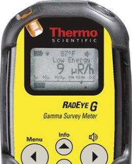 美国热电RadEye G便携式个人辐射测量仪