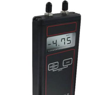 美国Dwyer 475-FM系列Mark III手持数字差压计