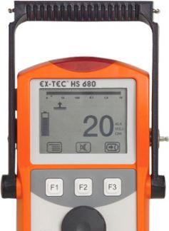 德国SEWERIN(竖威) EX-TEC HS650燃气管网检测仪