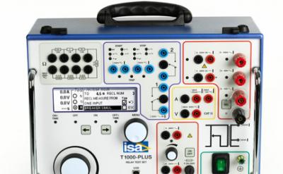 意大利ISA T1000 PLUS二次注入继电器测试装置
