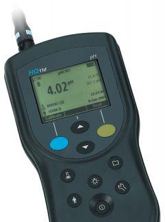 美国HACH HQ11d数字化PH分析仪