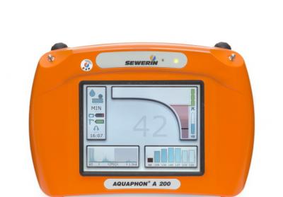 德国SEWERIN(竖威)AQUAPHON A200听漏仪