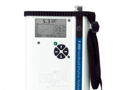 美国Felix F-950便携式食品果蔬乙烯分析仪三气分析仪