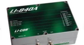 美国LI-COR LI-840A CO2/H2O分析仪