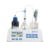 意大利HANNA HI84533微电脑甲醛-酸度滴定分析仪