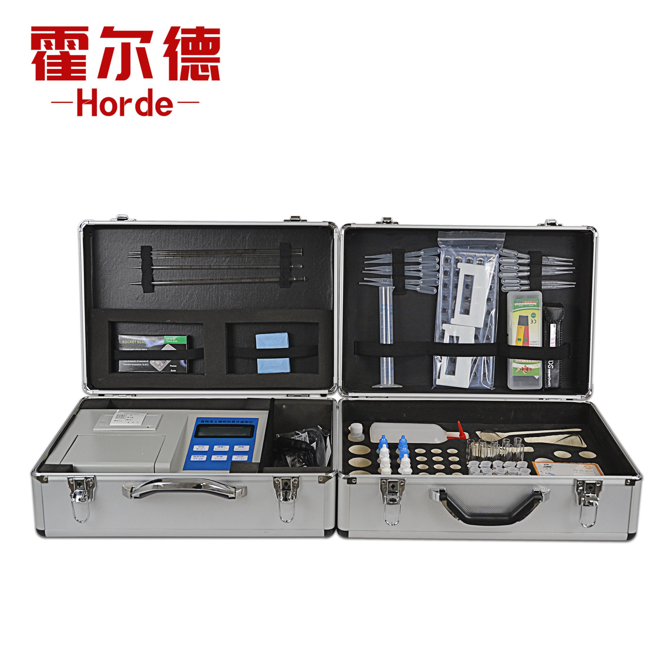 霍尔德 HED-FD 肥料有机质化验仪