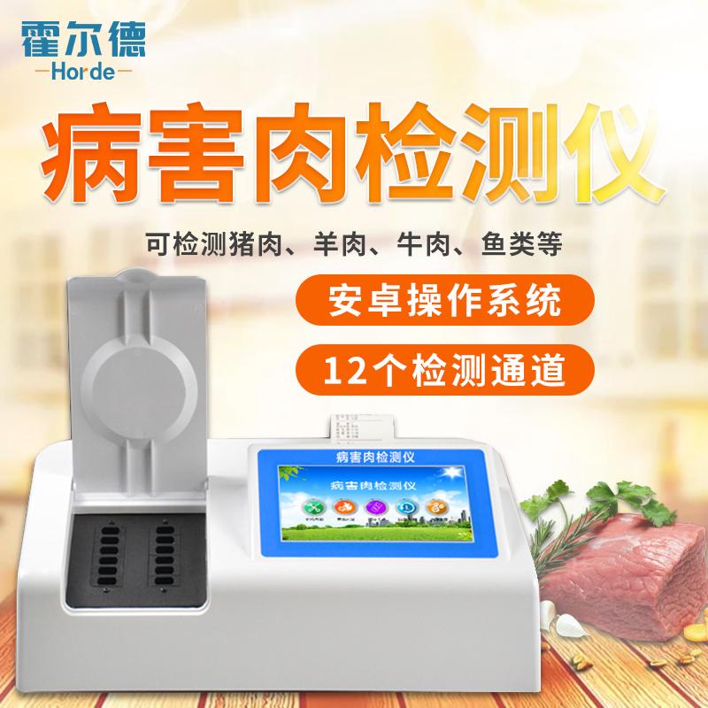 霍尔德 肉类新鲜度检测仪 HED-B12肉类新鲜度检测仪
