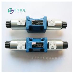 REXROTH电磁换向阀4WE10J50/HG24N9K4/M