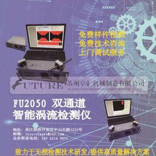 苏州阜汇双通道涡流探伤仪FU2050