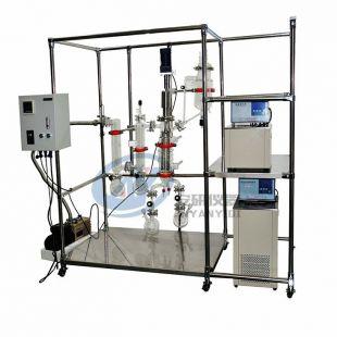 实验型短程蒸馏器分子蒸馏仪器