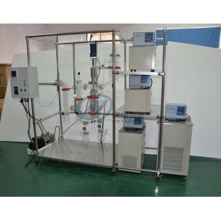供应蒸馏仪刮板式分离蒸发器AYAN-F100