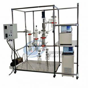 不锈钢分子蒸馏仪液液萃取设备AYAN-F150-S