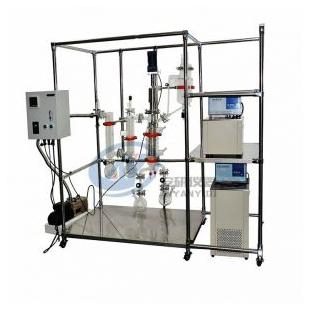 化妆品脱色脱臭分子蒸馏仪AYAN-F100