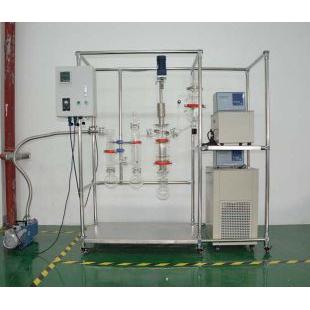 多效蒸发器AYAN-B200真空薄膜分子蒸馏