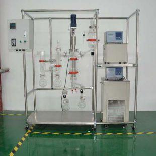 内置刮膜器无鼓泡蒸发浓缩设备AYAN-B150
