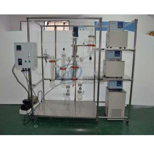 可做脱臭脱色短程处理蒸馏设备AYAN-F100