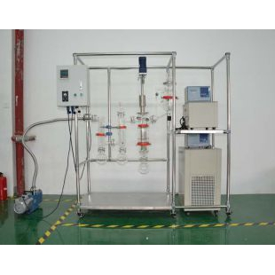 用于易氧化物料分AYAN-B100离薄膜蒸发器