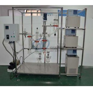 分子蒸馏仪AYAN-F100脱臭脱色处理设备