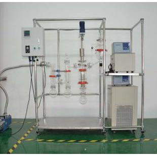 薄膜蒸发器AYAN-B80用于羊毛脂提取蒸发