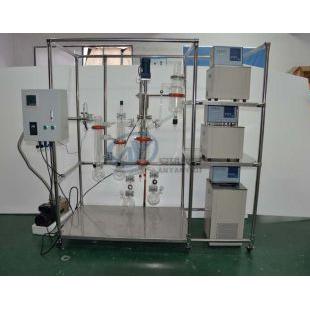分子蒸馏仪AYAN-F80刮板式芳香油提纯
