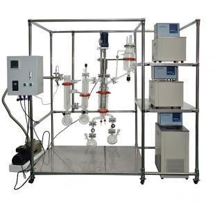 分子蒸馏仪可选预加热功能薄膜过滤装置