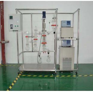 石油行业薄膜蒸发器配外置冷凝装置