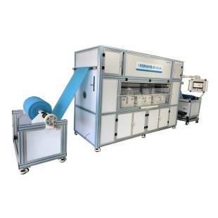 无针式纳米纤维生产线静电纺丝量产机